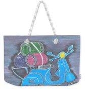 Once Upon A Time In India.. Weekender Tote Bag