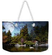 Once Upon A Time Under The Moon Lit Night . 7d12782 Weekender Tote Bag