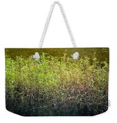 Once Upon An Egret's Home Weekender Tote Bag