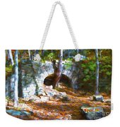 One Always Has To Be Different Weekender Tote Bag