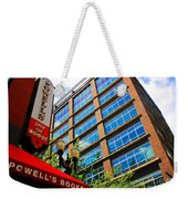 One Bookstore Still Standing Weekender Tote Bag
