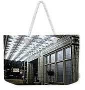One Bulb Is Out Weekender Tote Bag