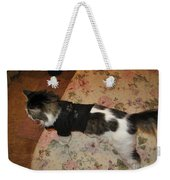 One Cool Cat Weekender Tote Bag