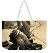 One Cool Dog Weekender Tote Bag