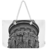 One Destiny Weekender Tote Bag by Teresa Mucha