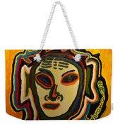 One Eyed Mystery Women Weekender Tote Bag