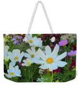 One Flower Stands Out Weekender Tote Bag