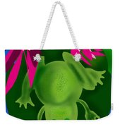 One Frogs Dinner Weekender Tote Bag