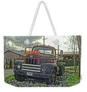 One Headlight International Weekender Tote Bag