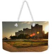 One Hot Evening Weekender Tote Bag