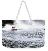 One In Turn Two 24418 Weekender Tote Bag
