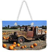 One More Pumpkin Weekender Tote Bag