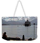 One More Ship Weekender Tote Bag