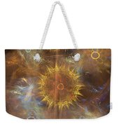 One Ring To Rule Them All - Square Version Weekender Tote Bag