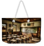 One Room School Weekender Tote Bag