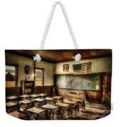 One Room School Weekender Tote Bag