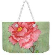 One Rose Weekender Tote Bag