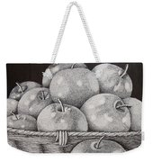 One Shy Of A Dozen Weekender Tote Bag