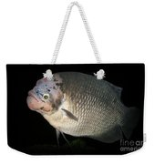 One Strange Fish Weekender Tote Bag