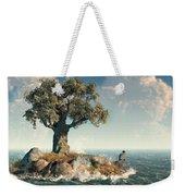 One Tree Island Weekender Tote Bag