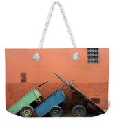 One Two Three Marlenas Weekender Tote Bag