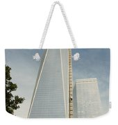 One W T C  Weekender Tote Bag