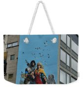 One Wall One Artist Weekender Tote Bag