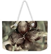 Onion Seed Heads Weekender Tote Bag