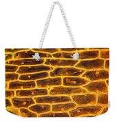 Onion Skin Weekender Tote Bag by Garry DeLong