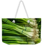 Onion With Chives Weekender Tote Bag