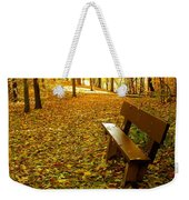 Only Lovers Are Missing Weekender Tote Bag