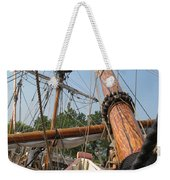 Only Masts Weekender Tote Bag