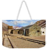 Only The Echoes Now Weekender Tote Bag