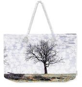 Only The Lonely Weekender Tote Bag