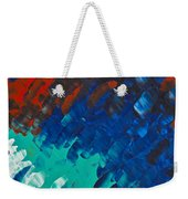 Only Till Eternity 3rd Panel Weekender Tote Bag