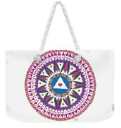 Only You Can Make Yourself Perfect Weekender Tote Bag
