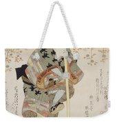 Onoe Kikugoro IIi As Shimbei Weekender Tote Bag