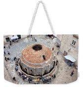 Onofrio Fountain In Dubrovnik Weekender Tote Bag