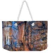 Onondaga Cave Detail Img 4270 Weekender Tote Bag