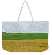 Ontario Farm In Landscape Mode Weekender Tote Bag