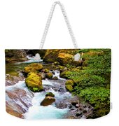 Opal Rivers Weekender Tote Bag