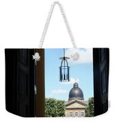 Open Church Door - Macon Weekender Tote Bag