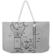 Open End Ratchet Wrench Weekender Tote Bag