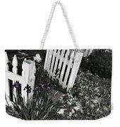 Open Gate Weekender Tote Bag