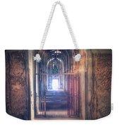 Open Gate To Prison Hallway Weekender Tote Bag