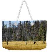Open Meadow 2 Weekender Tote Bag