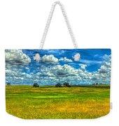 Open Pastures Weekender Tote Bag