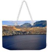 Open Pit Copper Mine Weekender Tote Bag