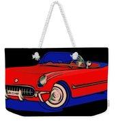Open Road Dream Weekender Tote Bag