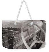 Open Road Weekender Tote Bag by Edward Fielding